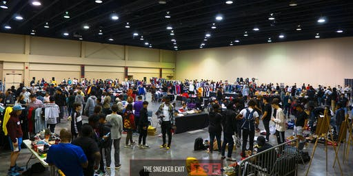 The Sneaker Exit - GWINNETT - Ultimate Sneaker Trade Show