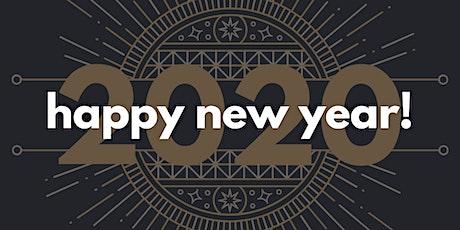 Hindsight is 2020: New Year's Eve at Acova tickets