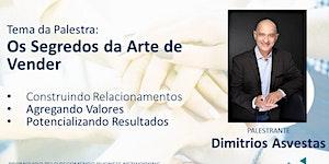 Café com Negócios + Palestra: Os Segredos da Arte de...