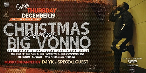 Christmas With BIG VONNO