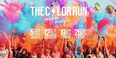 The Color Run Cardiff 2020 tickets