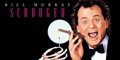 K-Woodlands Movies in the Woods Present: SCROOGED