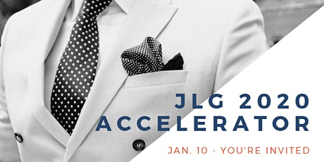 JLG 2020  Accelerator - Legal trends, Networking, and Exclusive Offer tickets