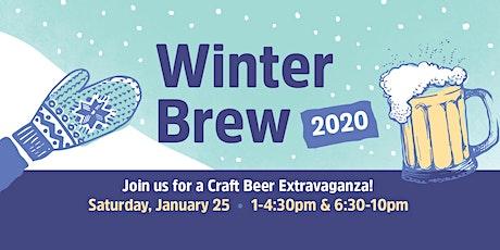 Winter Brew 2020 tickets