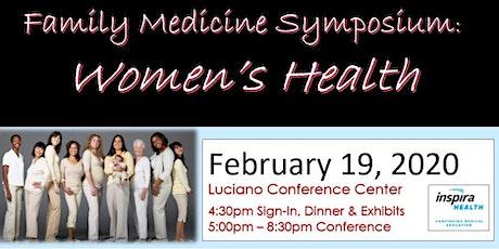 2020 Family Medicine Symposium: Women's Health tickets