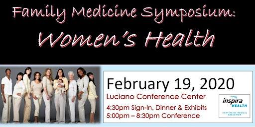 2020 Family Medicine Symposium: Women's Health