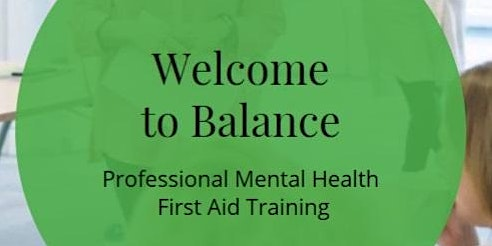 Mental Health First Aid Course (MHFA England)