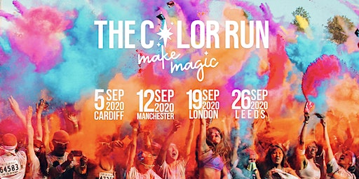 The Color Run Manchester 2020