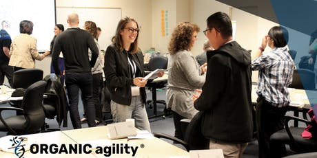 ORGANIC agility conference - Vancouver, BC (Apr 3, 2019) tickets