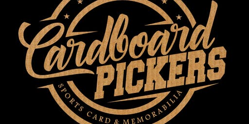 Cardboard Pickers Card Expo and Memorabilia
