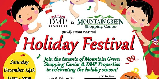 Annual Holiday Festival - Free for All Ages!
