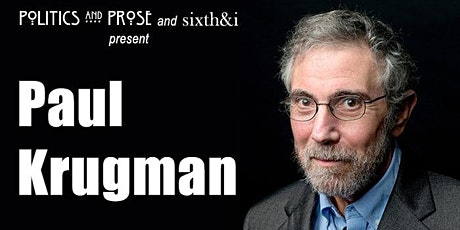 Paul Krugman | ARGUING WITH ZOMBIES tickets