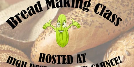 Free Bread Making Class with Squash 4 Friends Jim Hill tickets