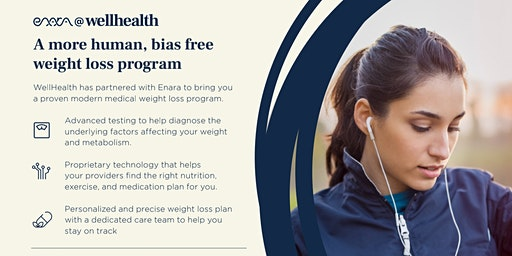 Enara @ WellHealth - Medical Weight Loss Seminar