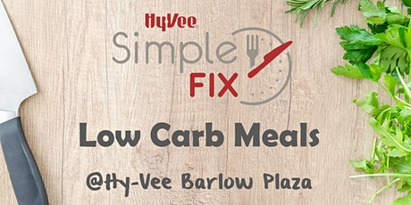 Simple Fix Meal Prep: Low Carb Slow Cooker Meals tickets
