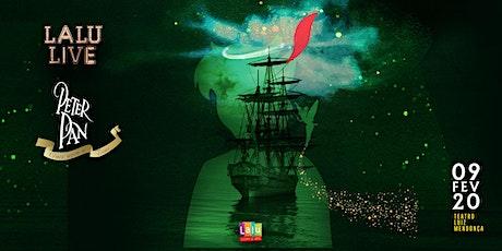 Peter Pan - Lalu Academia de Artes ingressos