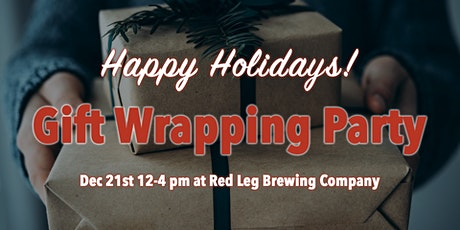 Gift Wrapping Party tickets
