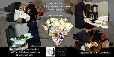 Wedding Industry Professionals Networking NIGHT!! tickets