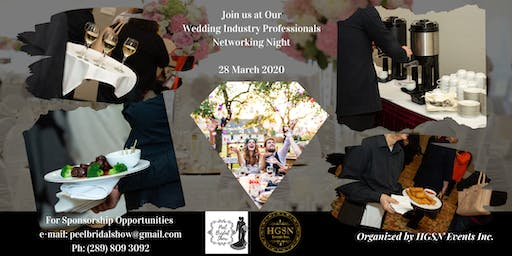 Wedding Industry Professionals Networking NIGHT!!