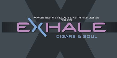 EXHALE CIGARS & SOUL | RIVIERA BEACH MARINA ROOFTOP tickets