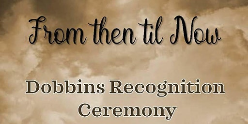 Dobbins Recognition Ceremony 2020