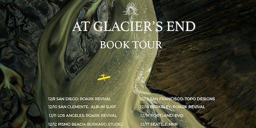 Chris Burkard - At Glacier's End (Book Signing + Presentation)