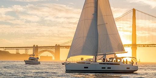 Leap Day Sailing Cruise on San Francisco Bay