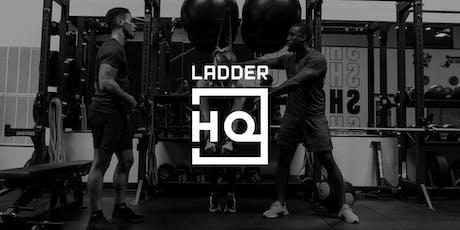 Ladder x Beam Group Training tickets