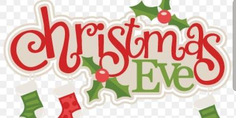 Christmas Eve with DJ Sainy tickets