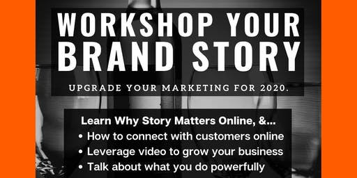 Workshop Your Brand Story