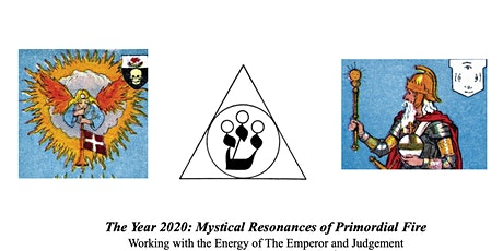 The Year 2020: Mystical  Resonances of Primordial Fire - a tarot workshop tickets