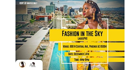 FASHION IN THE SKY tickets