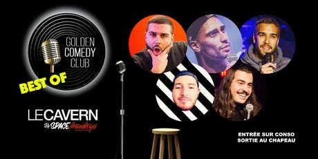 BEST OF du Golden Comedy Club billets