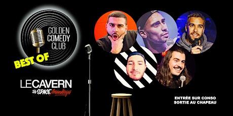 BEST OF du Golden Comedy Club billets