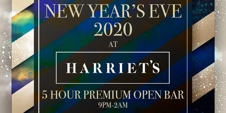 HARRIET'S ROOFTOP AT THE 1 HOTEL '20 | NEW YEAR'S EVE PARTY tickets
