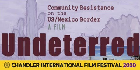 Undeterred (Feature Documentary) tickets