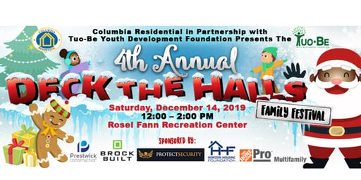 Fourth Annual Deck the Halls: Family Festival