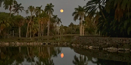 USING iPHONEOGRAPHY TECHNIQUES DURING THE GOLDEN HOUR AND MOONRISE AT FAIRCHILD