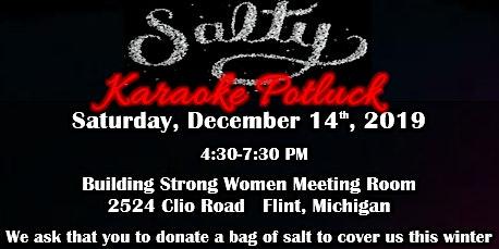 Salty Karaoke Potluck