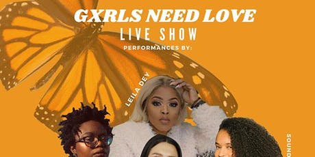 What's In The Box 2019 x GXRLS NEED LOVE tickets