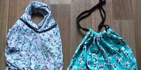 T-Shirt Bags with Gayle Heath - Free [The Open Studios Project] tickets