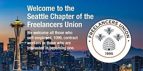 Seattle Freelancers Union SPARK & Lean Startup: Freelance Tax Workshop tickets
