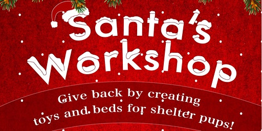Santa's Workshop: Build Toys and Beds for Shelter Animals