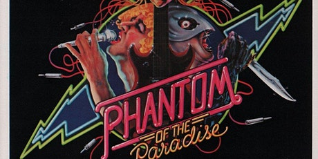8 Ball Movie Night: Phantom of the Paradise and The Apple tickets