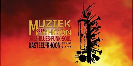 Muziek op Rhoon tickets