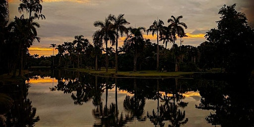 SUNRISE-EARLY MORNING PHOTOGRAPHY AT FAIRCHILD