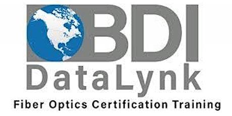 Certified Fiber Optic Technician (CFOT) Course tickets