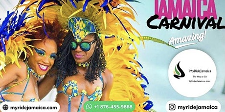Jamaica Carnival tickets