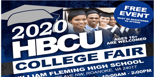 2020 HBCU College Fair