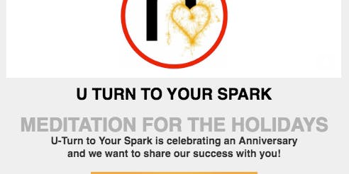 Free Meditation Event by U turn to your spark